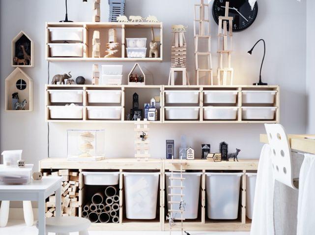 Souvent Rangement modulaire ikea | Kiddos | Pinterest | Modulaire, Ikea et  DA51