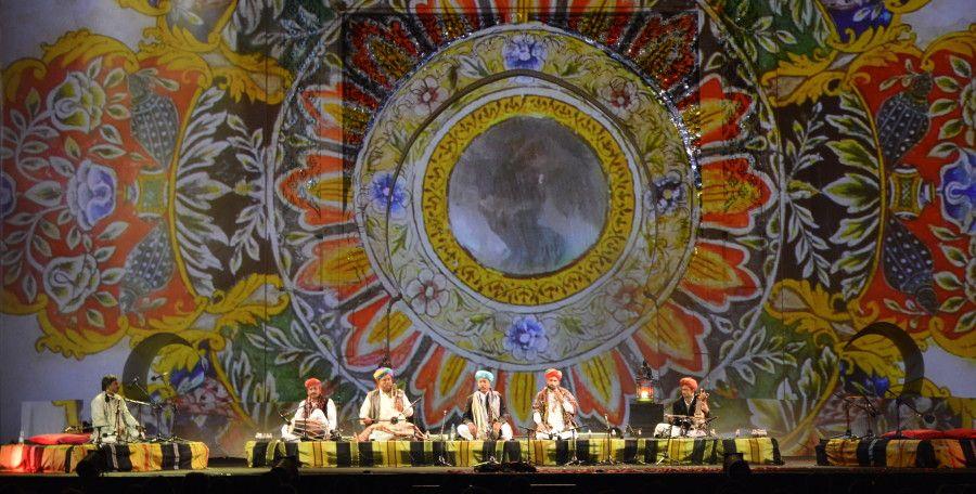 NAMASTÉ  Le patrimoine musical indien à l'honneur au Festival de Fès des musiques sacrées du monde