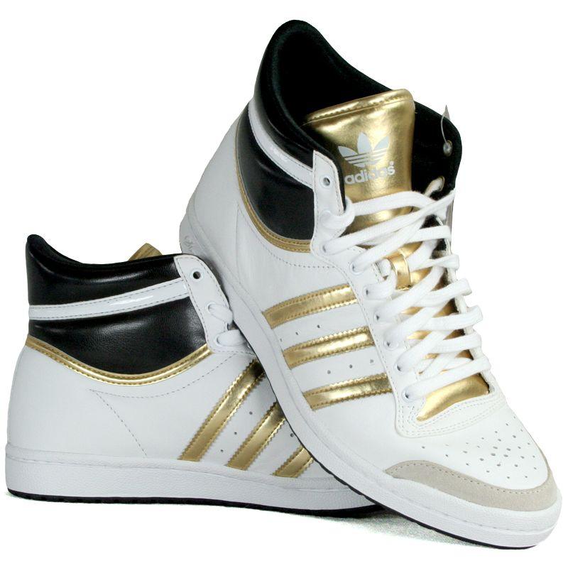 Adidas Top Ten Hi Sleek G02441 Obuwie Damskie Sportowe Buty W Dobrej Cenie Nice Shoes Adidas Sneakers Adidas