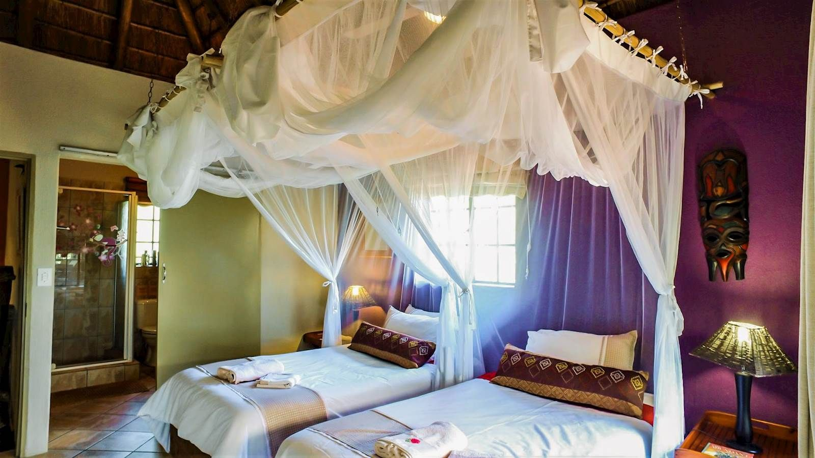 5 bedroom house interior  bedroom house in marloth park photo number   game lodge