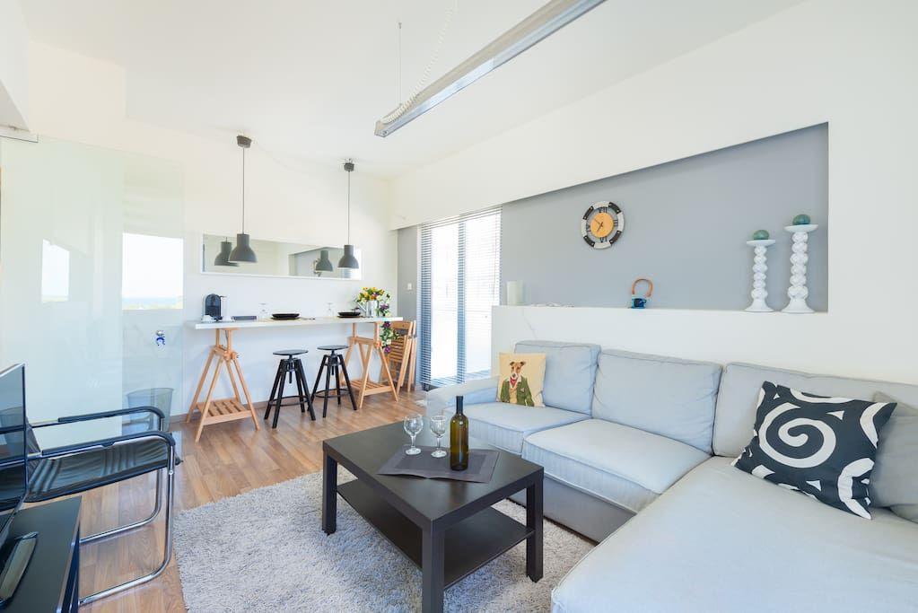 Tutustu tähän mahtavaan Airbnb-kohteeseen: Central house next to Elli beach! - Huoneistot vuokrattavaksi in Rodos