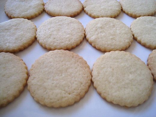 punition french butter cookies