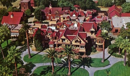 Famous California Haunted Mansion Will Soon Allow Overnight Guests World Mysteries