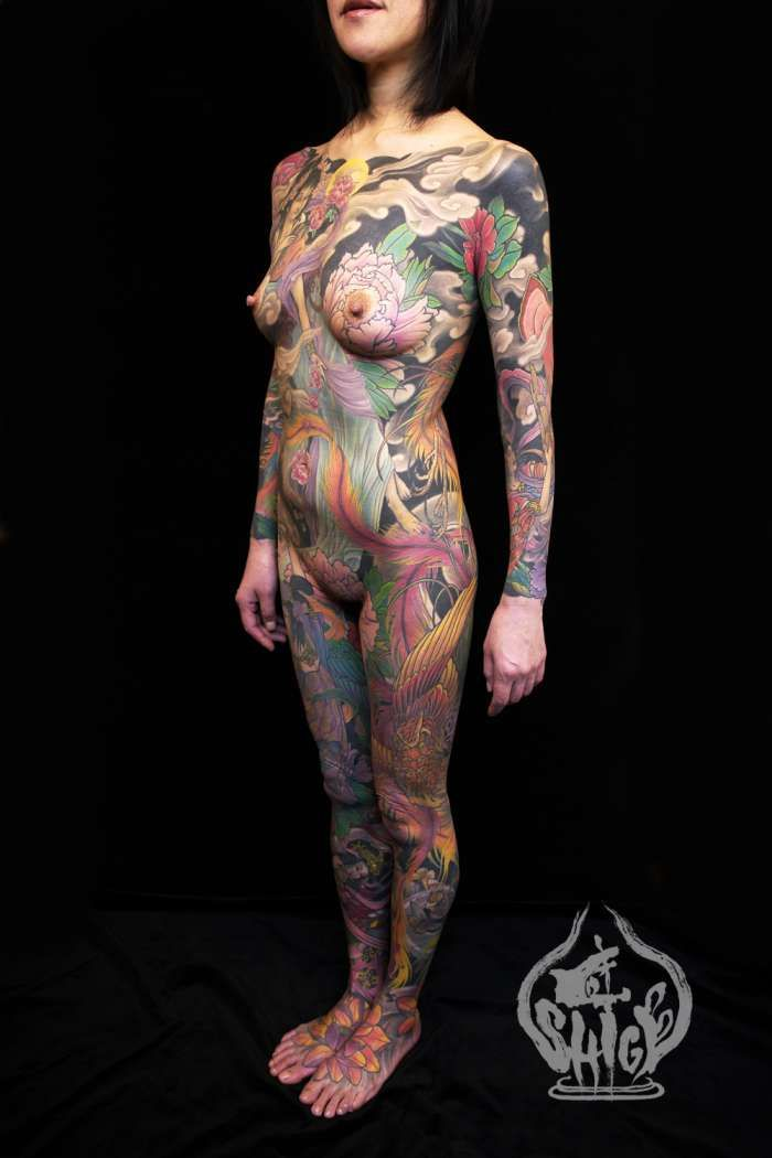 Chinese tattooed nudes, naughty pics boy and girl