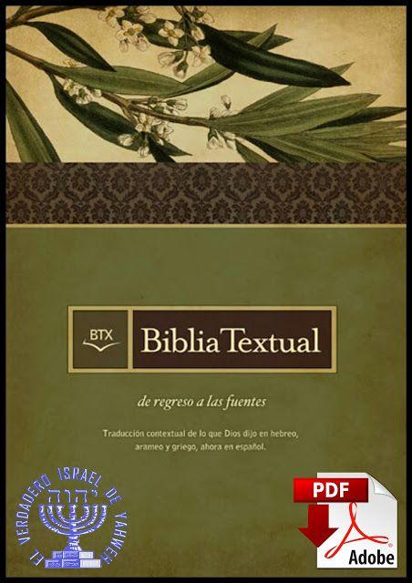 Biblia Textual Con Imagenes Biblia Biblia Cronologica