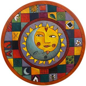 Bright & cheery Lazy Susan