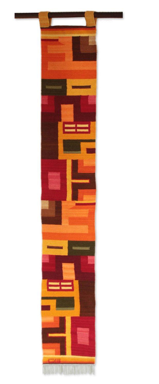 Geometric Energy by Ciro Gutierrez Tapestry