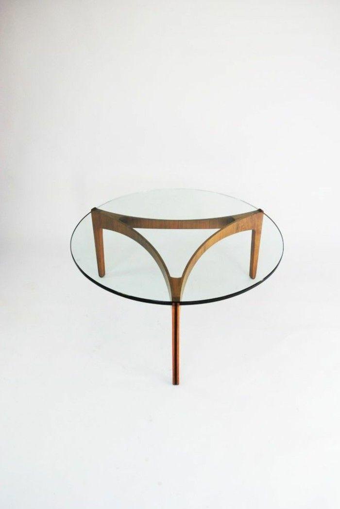 La table basse bois et verre en 43 photos d intérieur!   Table basse ... 5dfe43999bc8