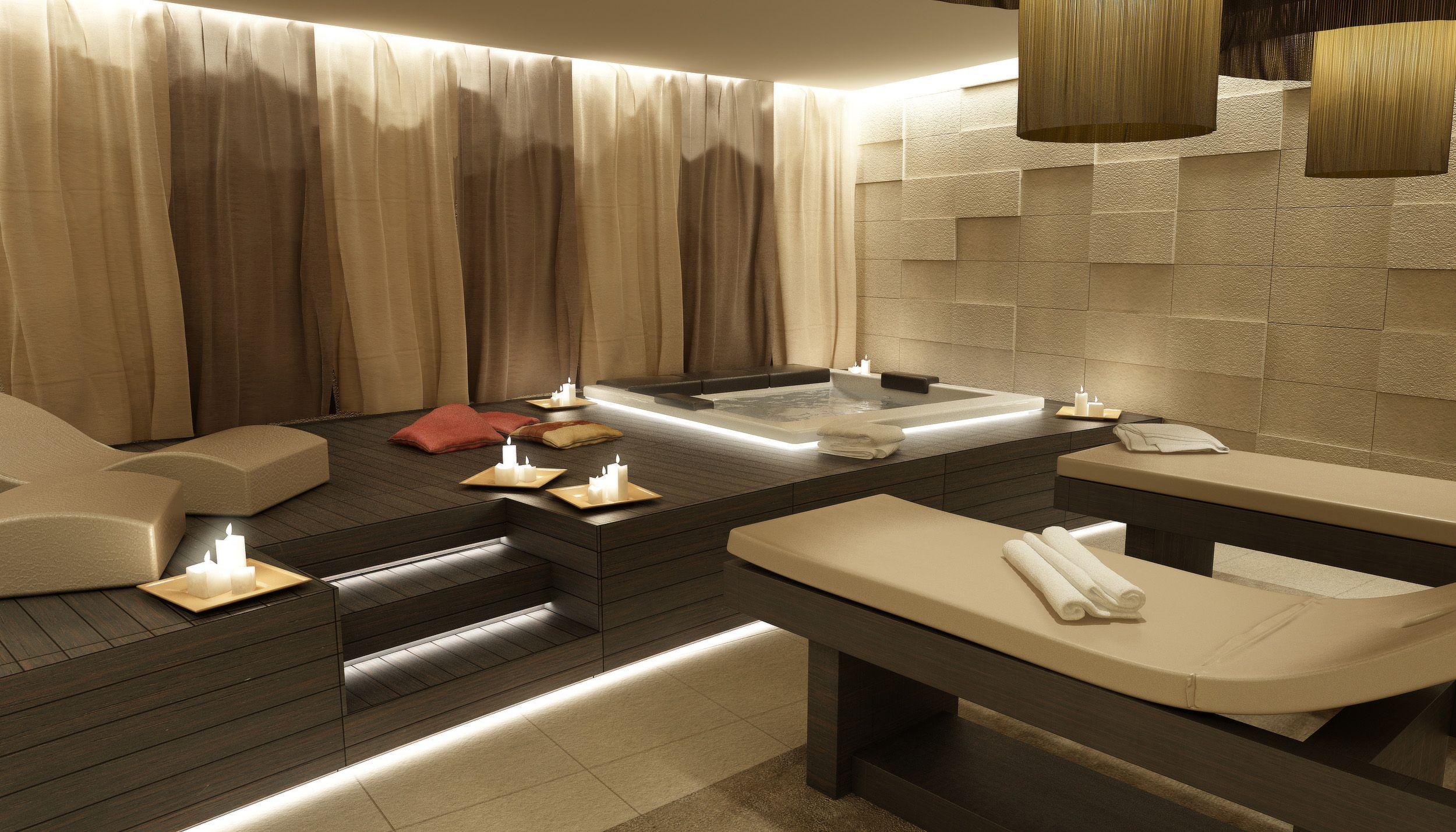 Spa project cerca con google tasty wellness for Luxe decor llp