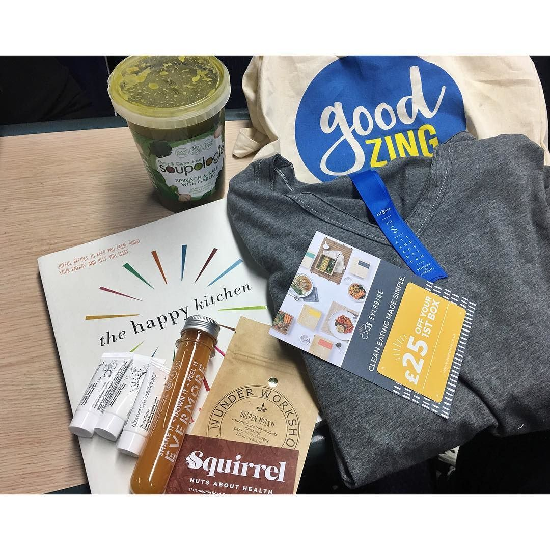 Thank you @GoodZing for a great evening on how to curb anxiety. #goodzing #breathesync #dobreathe #greatgoodybagtoo