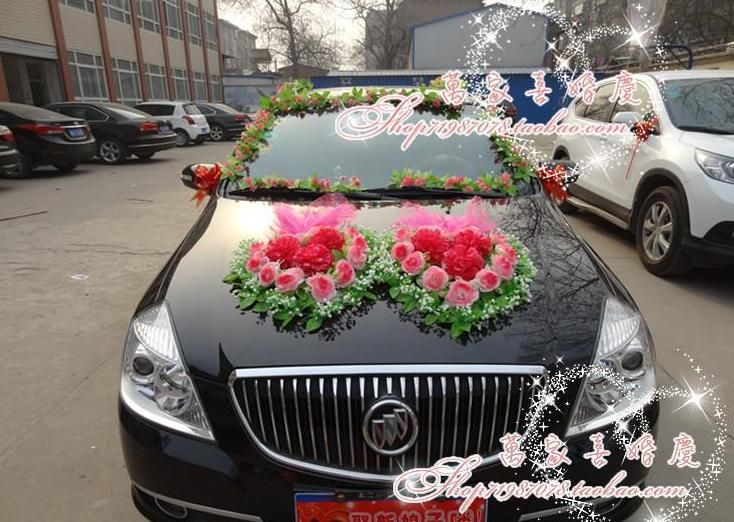 Pakistani wedding cars decoration for Auto decoration in pakistan