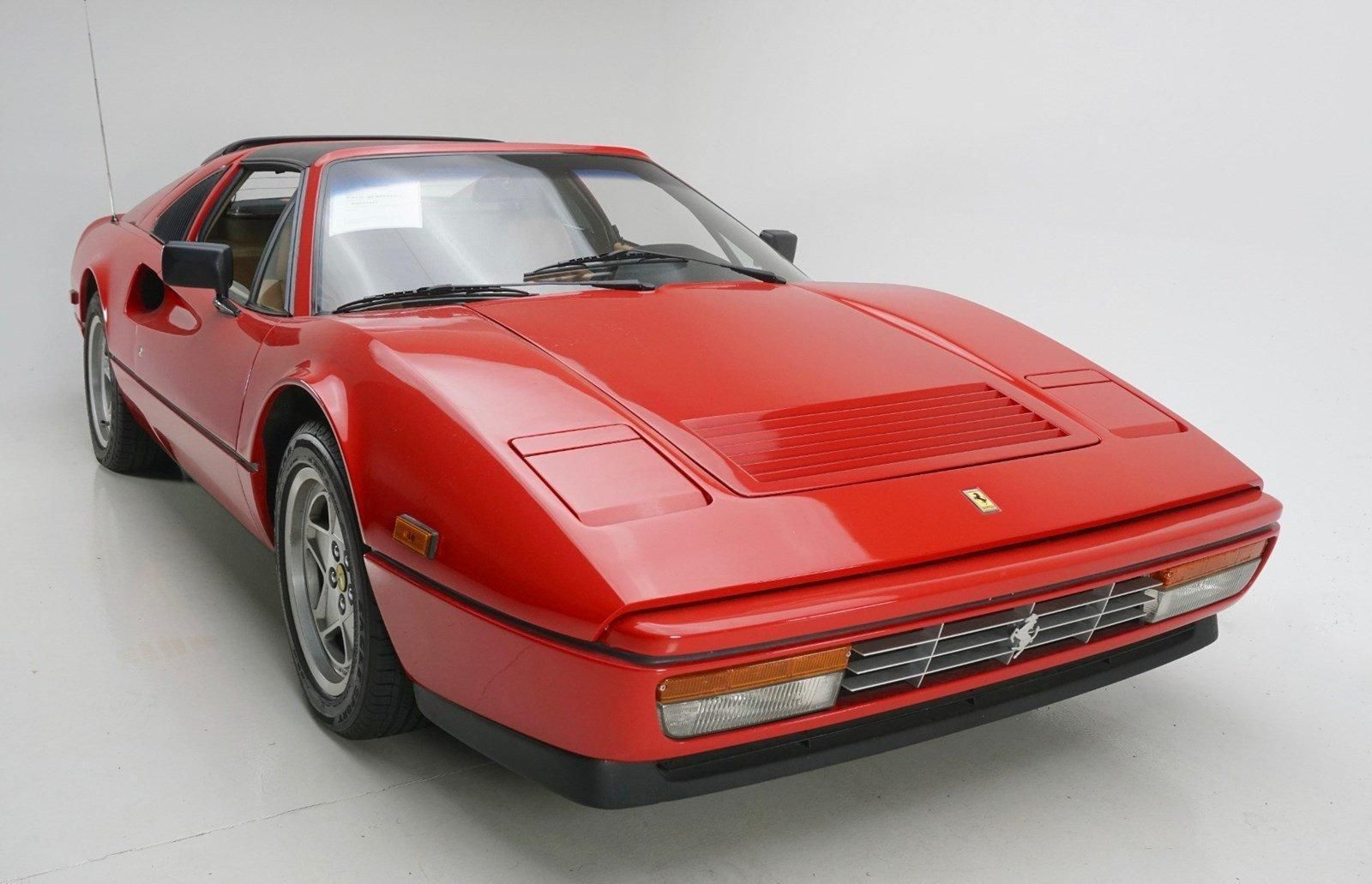 Cool Great 1988 Ferrari 328GTS GTS 1988 Ferrari 328 GTS