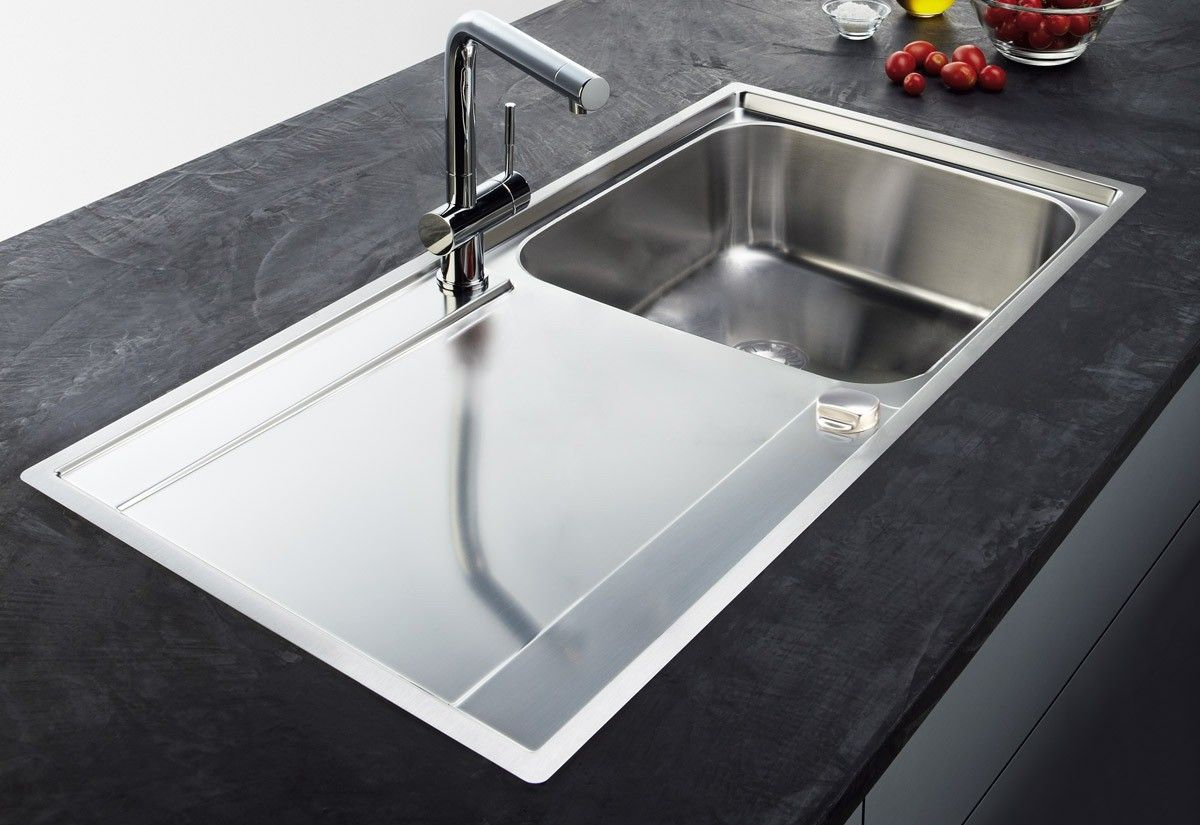 Grand Evier De Cuisine Franke Inox Maris Inox Mrx211 Visuel (1200×825) |  DECORATION | Pinterest | Decoration Belles Idees