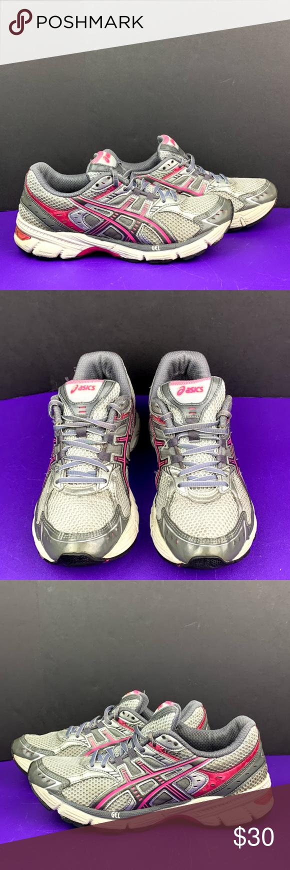 Women's Asics Gel Equation 5 Size 9 Running Shoes   Asics running ...