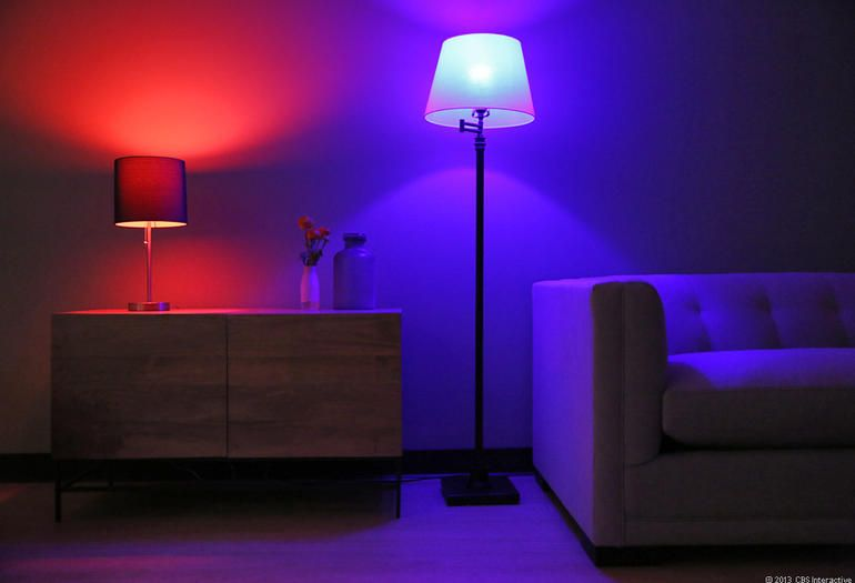 Philips Hue Lux Preview CNET | Hue philips, Philips hue