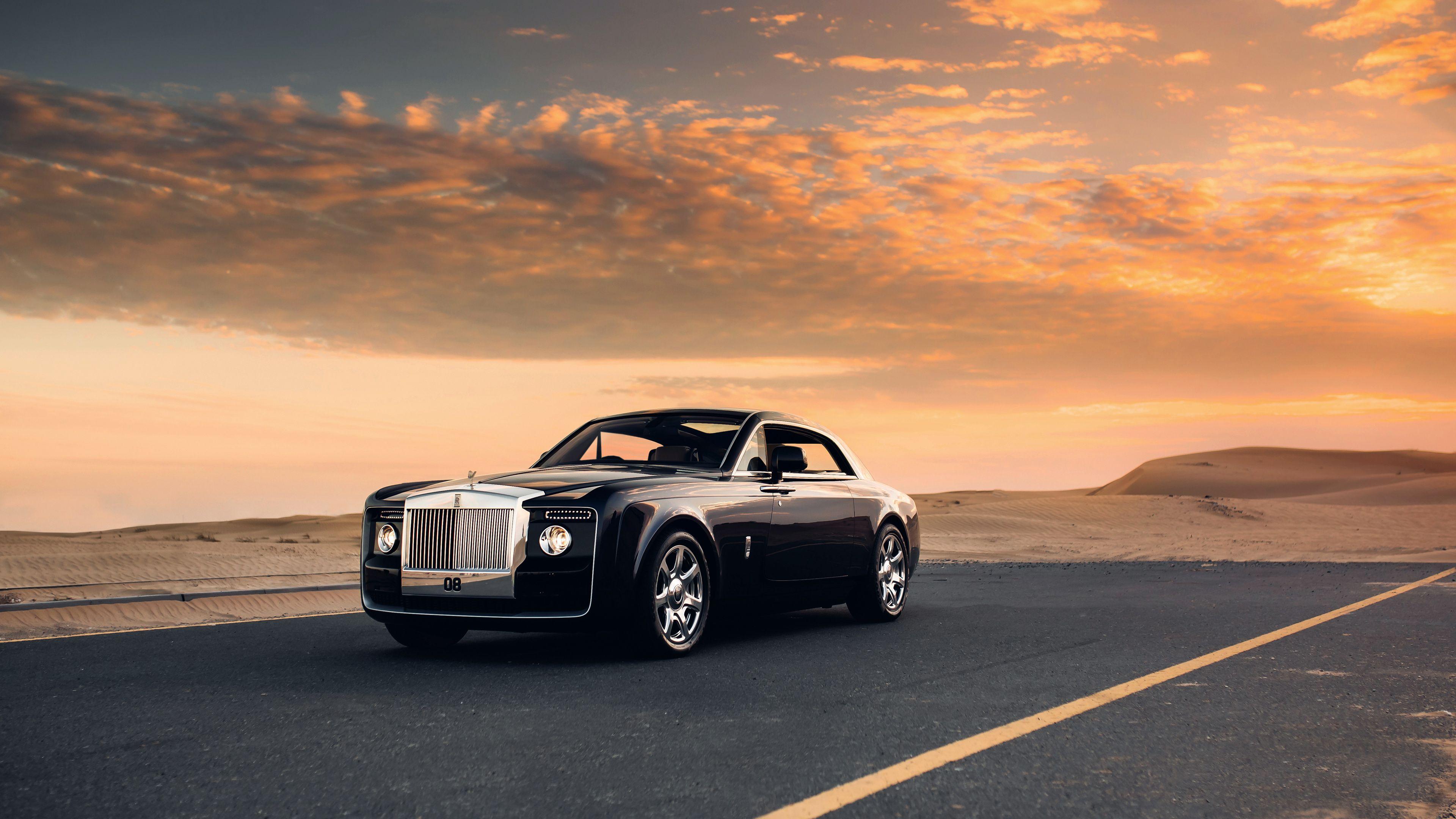 Rolls Royce Sweptail 4k Rolls Royce Rolls Royce Wallpaper