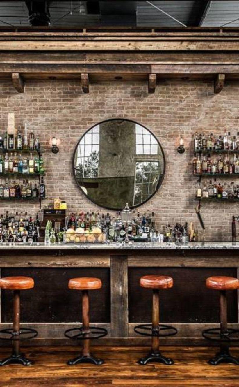 10 Inspiring Restaurant Bars With Modern Flair Bar Design
