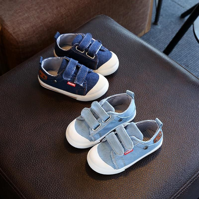 2019 Kids Sports Shoes Breathable Baby Boy Girl Shoes Children Casual Shoes Size
