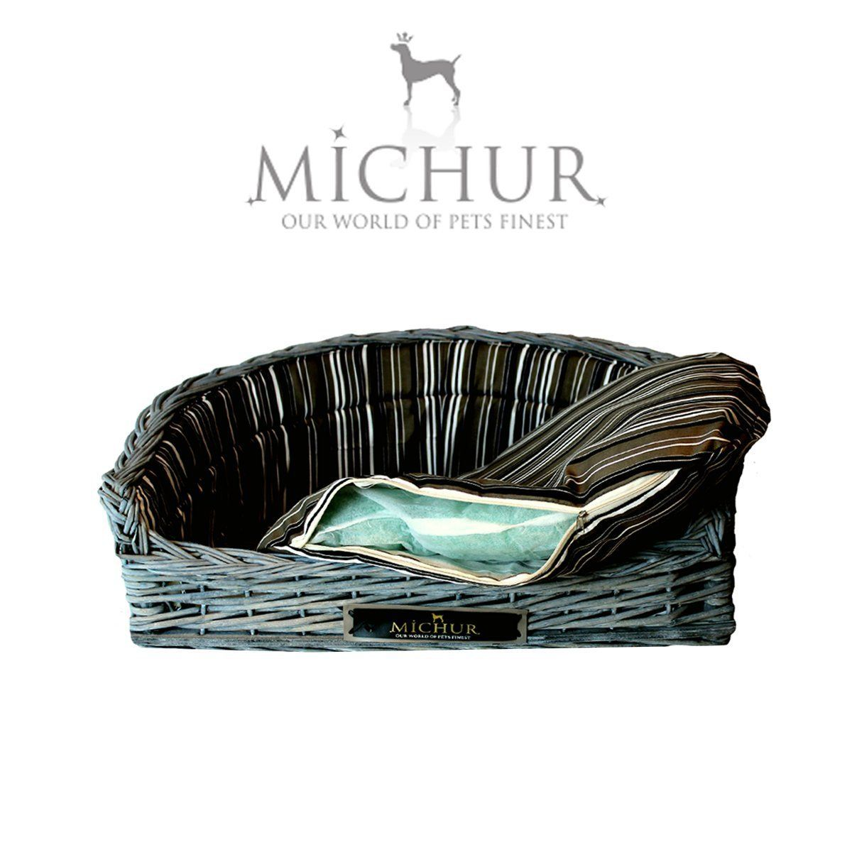 MICHUR LISA, cat dog basket, cat dog sleeping place, cat