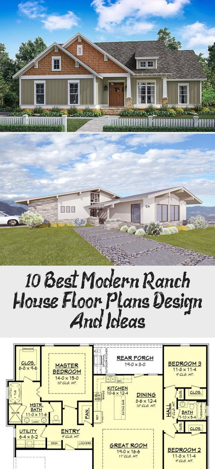 Looking For Ranch House Floor Plans House Plans I Recommend This Site Best Picture And Gallery R In 2020 Ranch House Floor Plans House Flooring House Floor Plans