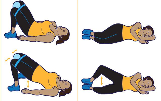 Fitness Fix Strengthening Your Pelvic Floor Muscles 717 Wendy Watkins January February
