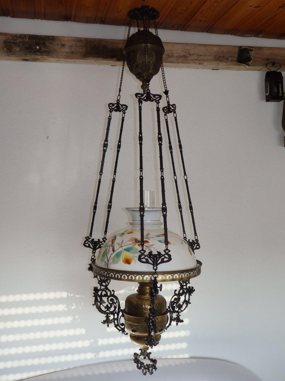 L B Brevete 20 Matador Burner Petroleum Lamp Antique