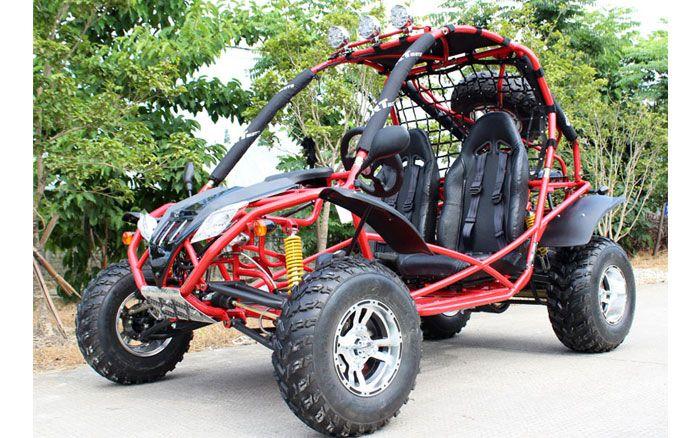 200cc Jaguar Go Cart Off Road Dune Buggy Large | Off road to