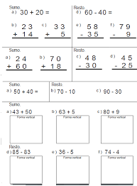 Resultado de imagen para ejercicios de matematicas para segundo ...