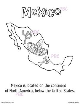 Cinco De Mayo Mexico Coloring Sheet Cinco De Mayo How To Speak