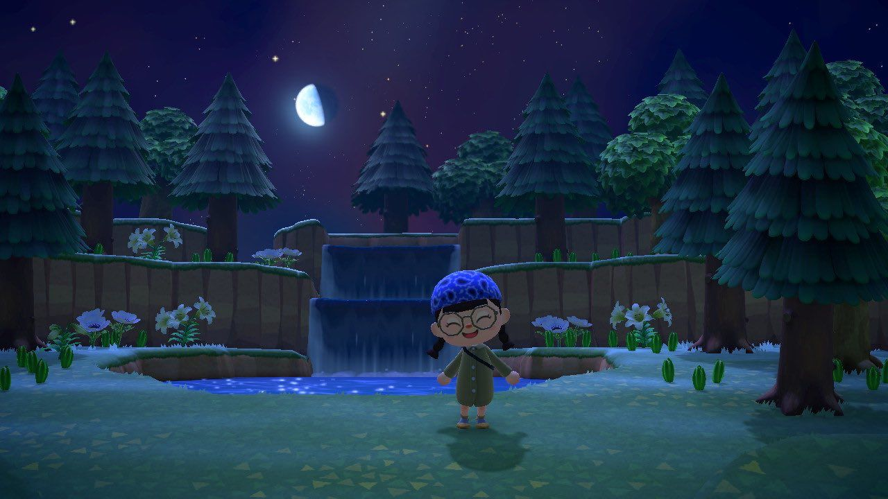 11+ Moving painting animal crossing ideas