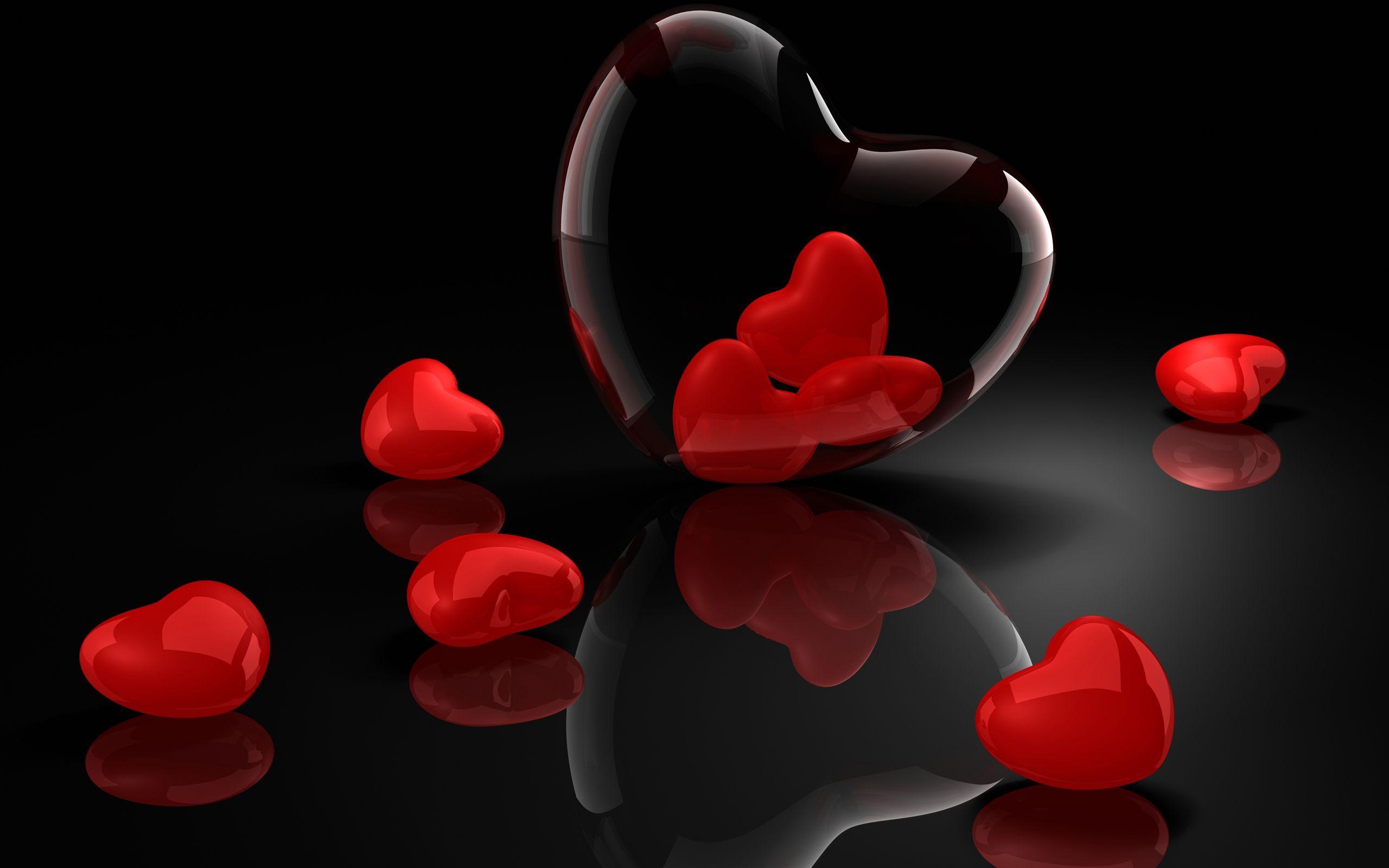 Artistique - Coeur Fond d'écran | Papier peint coeur