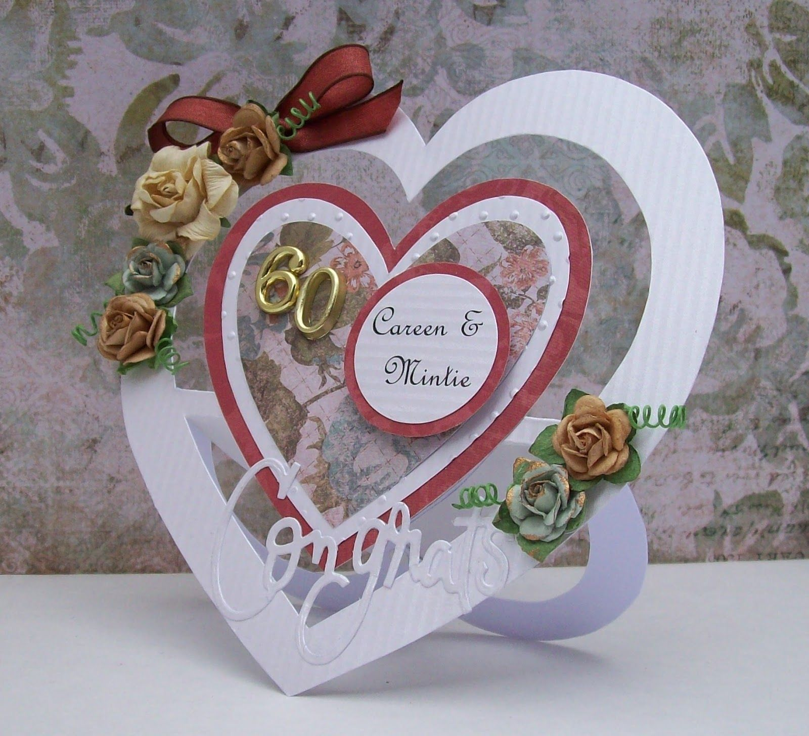Especially for my friends at Cardmaking Paradise