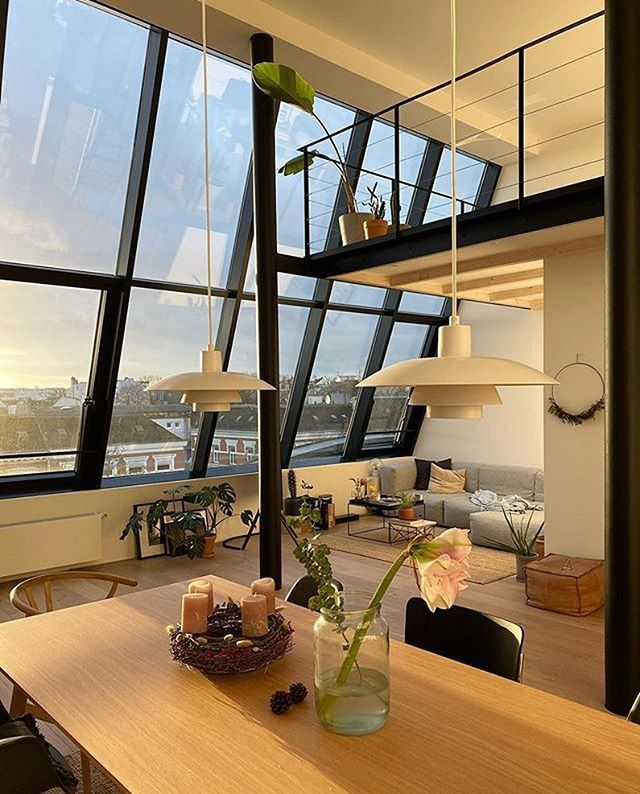 Photo of Interior Design | 20 Dreamy Loft Apartments That Blew Up Pin…