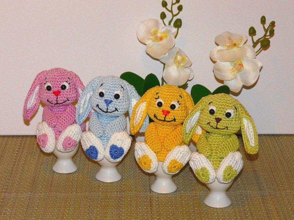 Häschen Eierwärmer Kleine Geschenke Pinterest Häkeln