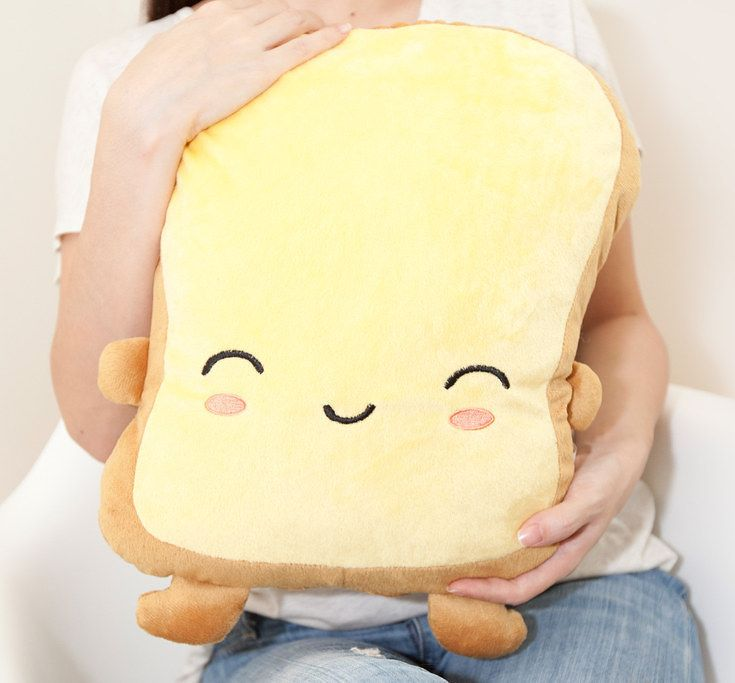 27 Food Pillows That Are So Cute It Hurts Food Pillows Kawaii