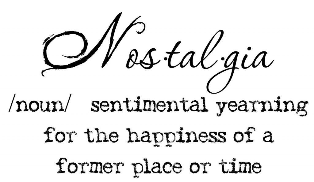Word art nostalgia lg Retro❤ Pinterest Dementia and Nostalgia - resume definition