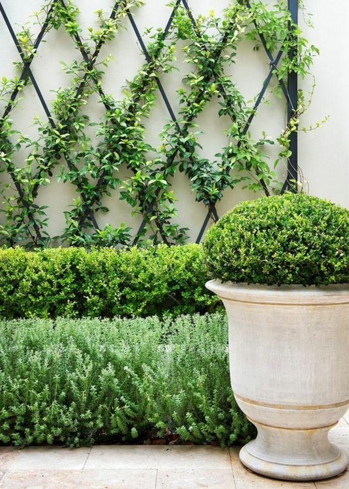 1001 id es pour habiller un mur ext rieur murs v g taux originaux garden inspiration. Black Bedroom Furniture Sets. Home Design Ideas
