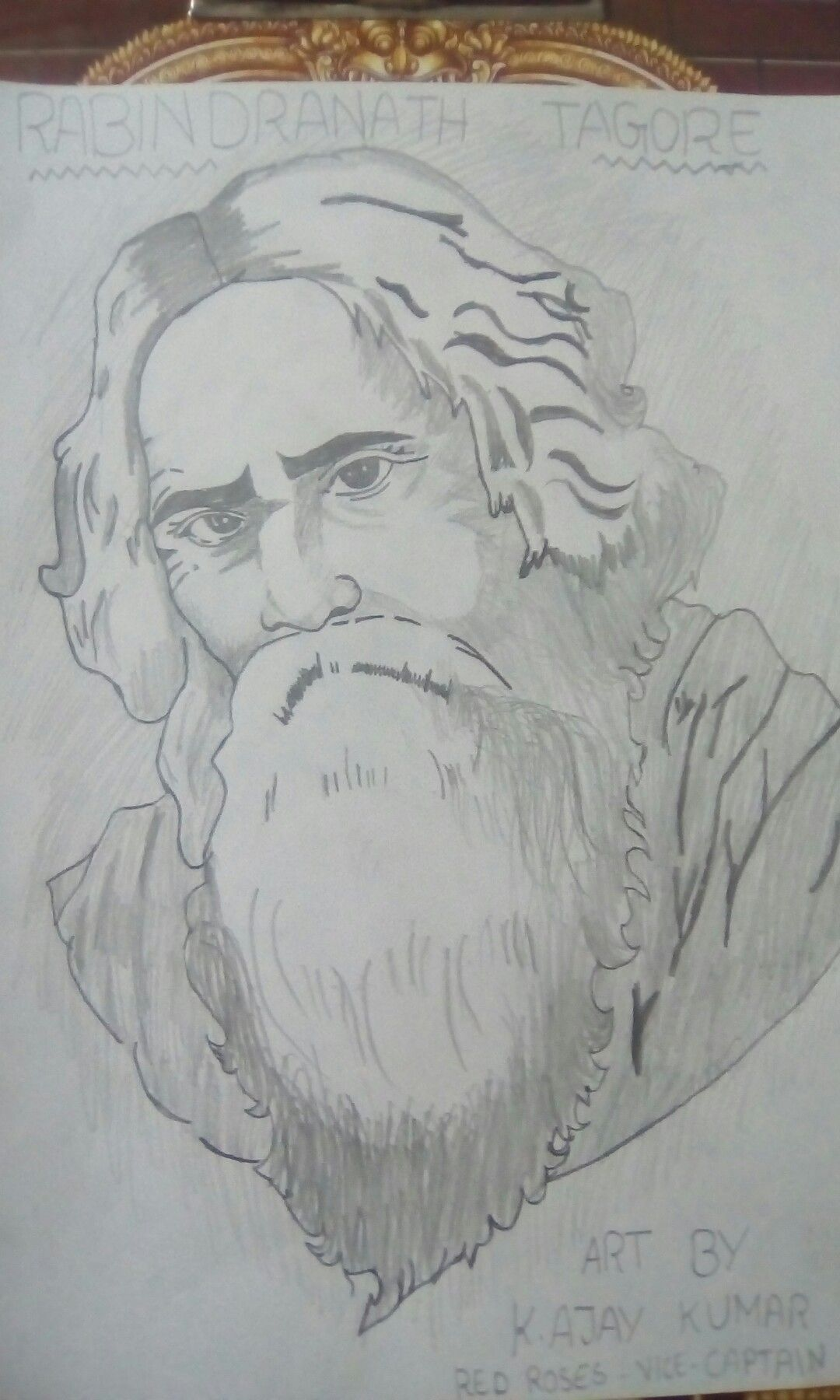 Rabindranath tagore rangoli ideas drawing sketches sketching butterflies projects to try