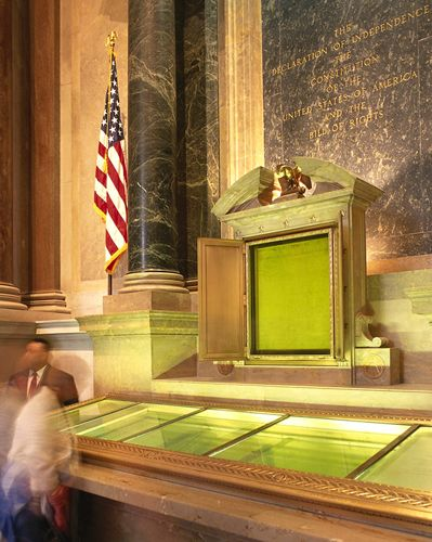 Washington, D.C.'s Top 10 : Museums - National Archives ...