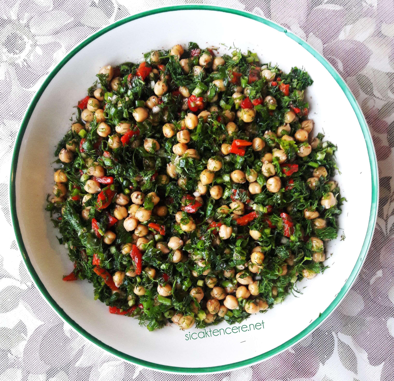 Sağlıklı salata tarifi