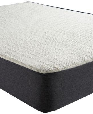 Ladan 10.5 Cool Gel Memory Foam Cushion Firm Pillow Top Mattress- King #pillowtopmattress