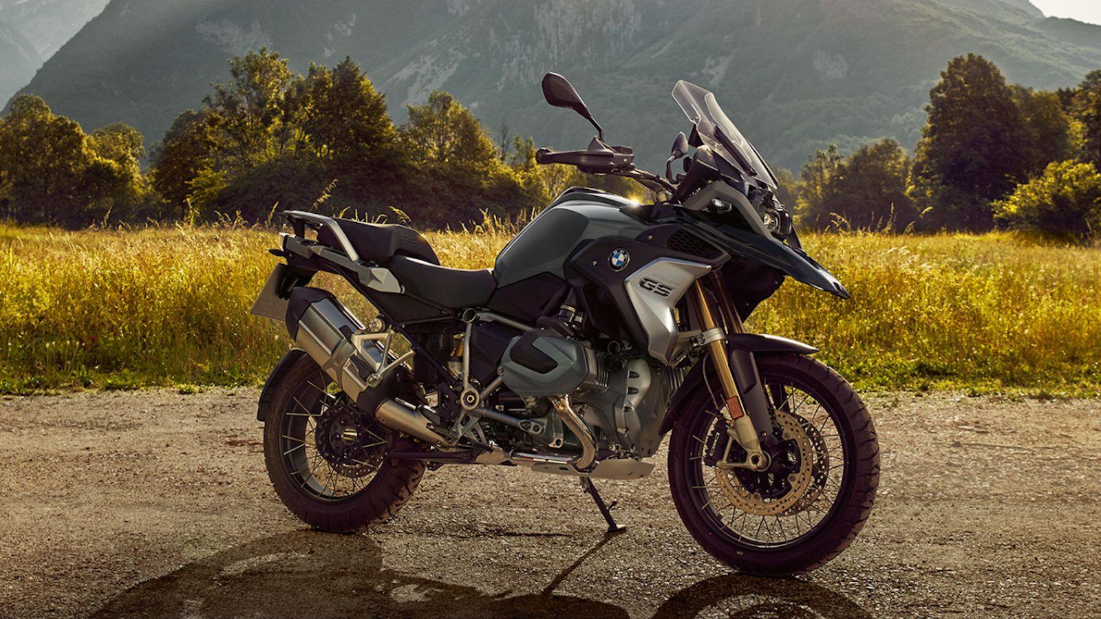 2019 Bmw R 1250 Gs Bmw Motorcycle Bmw Motorrad