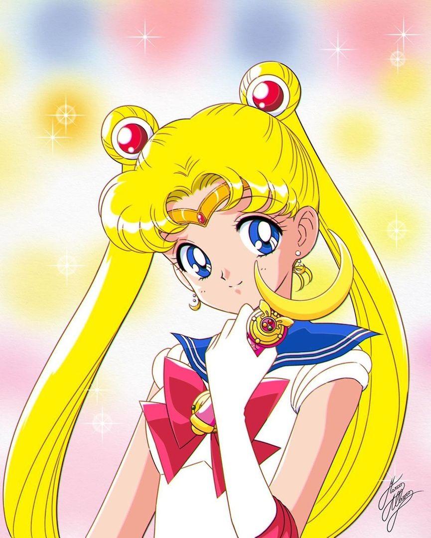 Sailor Moon • Сейлор Мун | Сейлор мун, Сэйлор мун, Моряк