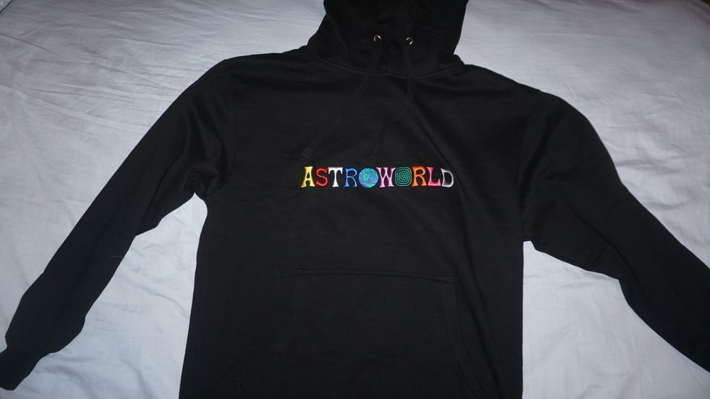 53c8a58437d9 Travis Scott Astroworld Hoodie Wish You Were Here Size Medium #fashion # clothing #shoes #accessories #mensclothing #activewear #ad (ebay link)