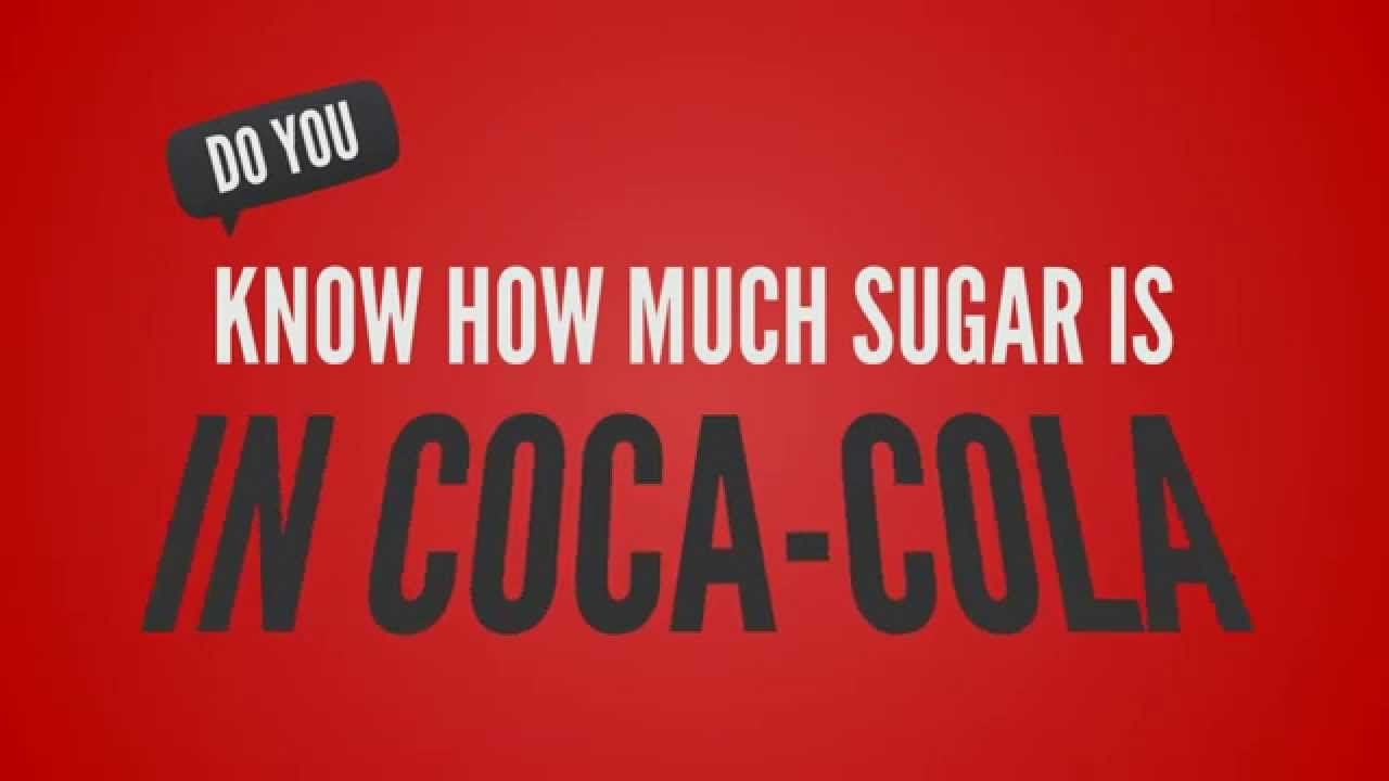 Awesome How Much Sugar In Coke? (and other Soft Drinks!) Check more at http://beverages.howtotube.com/how-much-sugar-in-coke-and-other-soft-drinks/