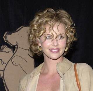 Fabulous 1000 Images About Short Wavy Curly Hairstyles On Pinterest Hairstyles For Women Draintrainus