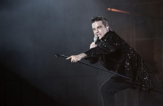 Robbie Williams: Parken, København