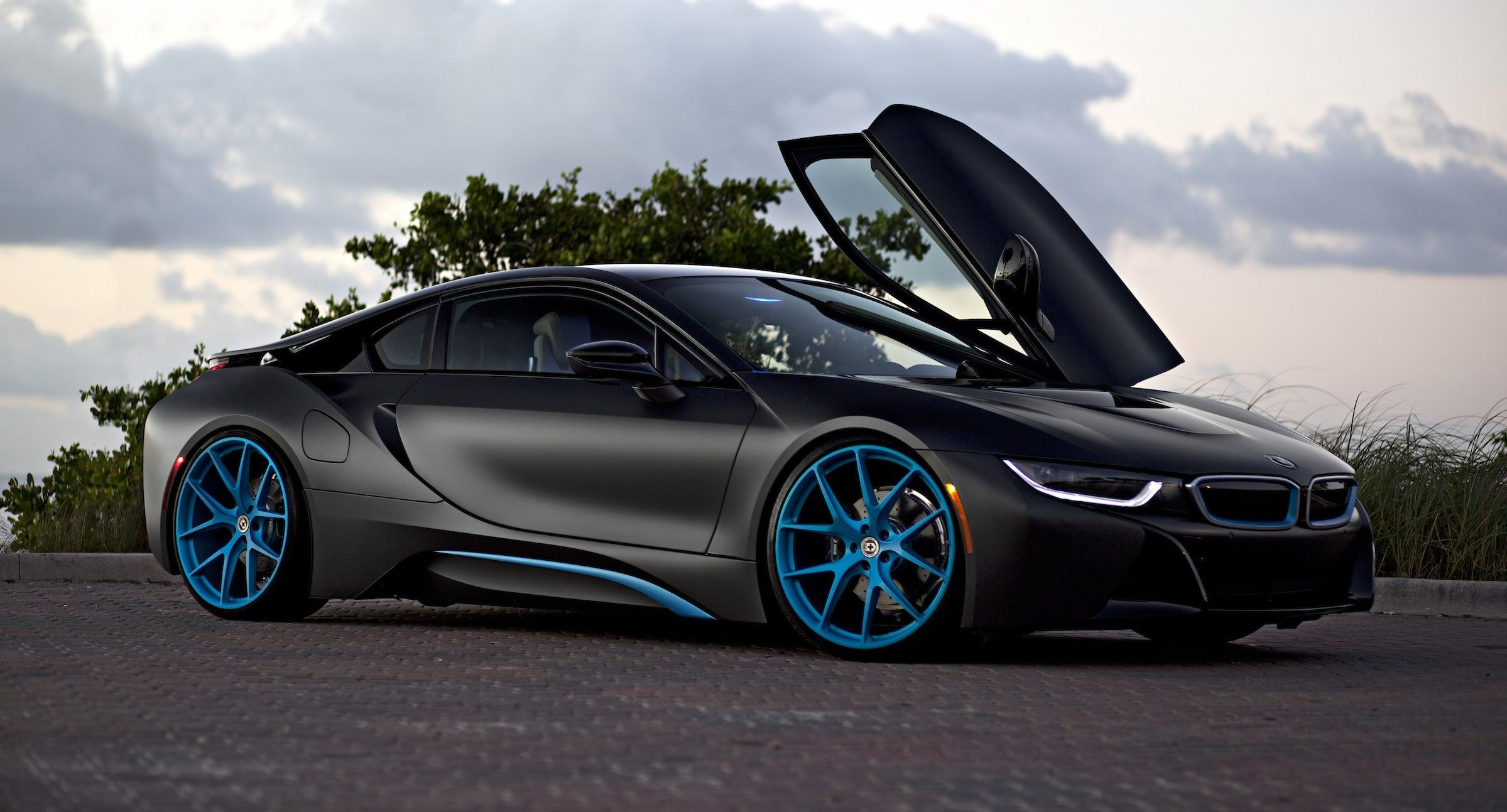Bmw I8 Matte Black Cars Pinterest Bmw I8 Bmw And Cars