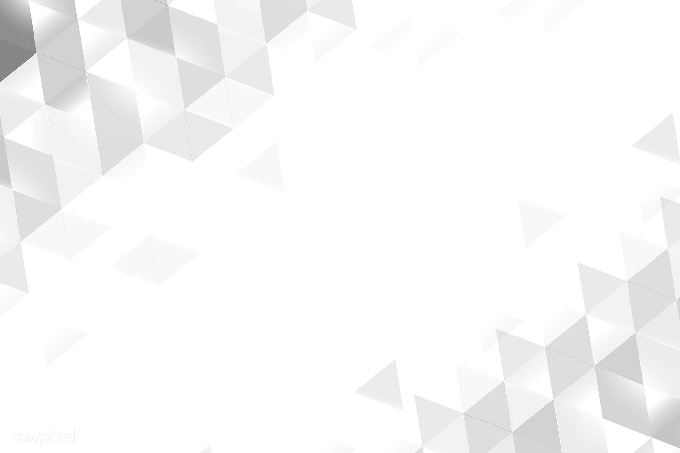 White Prism Background Design Vector Free Image By Rawpixel Com
