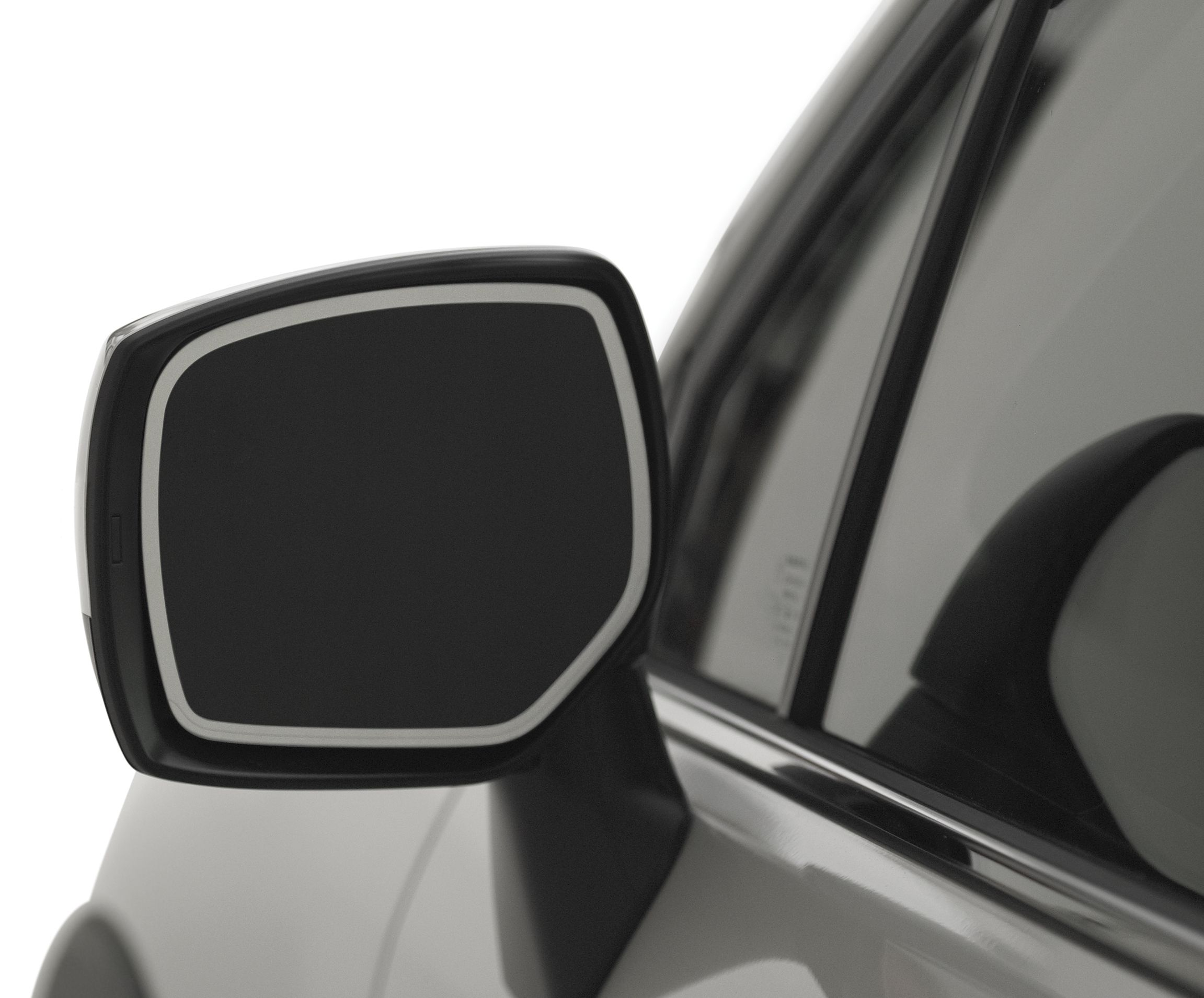 exterior auto dimming mirror w approach lighting 12